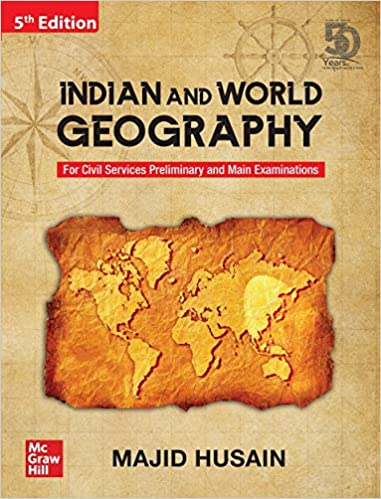 India and world geography