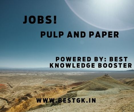 JOBS PULP AND PAPER 2